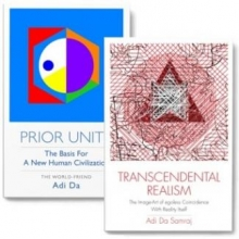 Books by Avatar Adi Da - Prior Unity and Transcendental Realism